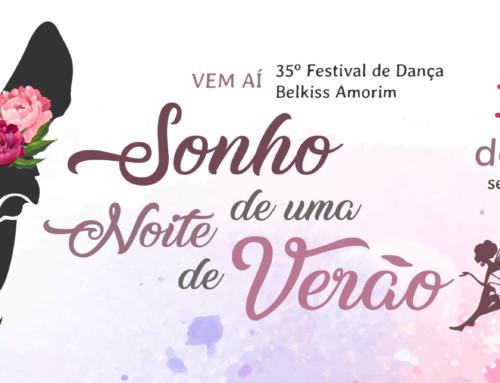 35º Festival de Dança: Sonho de um Noite de Verão